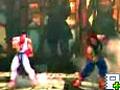 《街头霸王4》08东京电玩展角色ayuma宣传视频