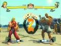《街霸4》ken vs sagat