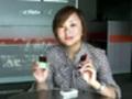 iPod nano 3视频随机采访之靓丽美女
