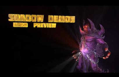 Dota2本周更新暗影恶魔 前瞻视频