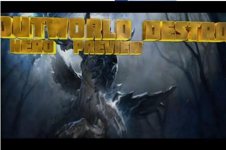 DOTA2 英雄毁灭者前瞻视频介绍