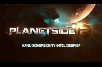 星际OL2官方介绍瓦努宣传视频