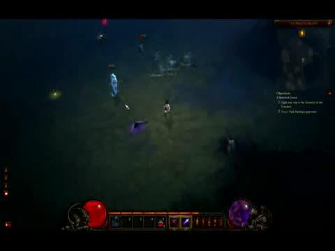 《暗黑破坏神3》流程视频【3】