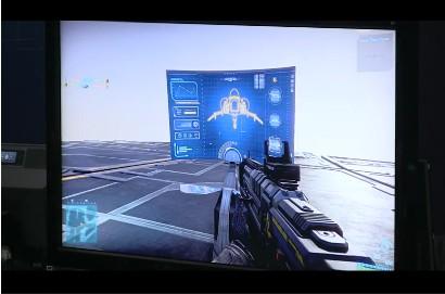 行星边际2游戏开发者大会试玩片段1